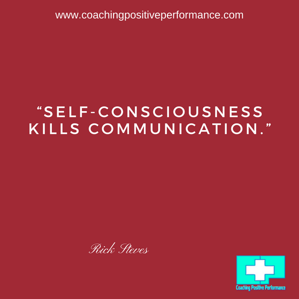 self consciousness essential communication skills