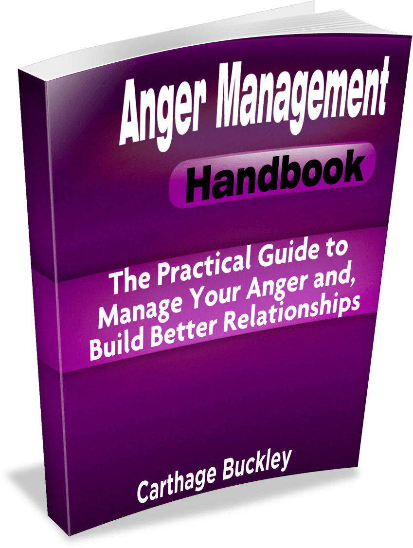 Anger Management Handbook ebook png