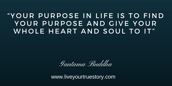 find your purpose living purposefully