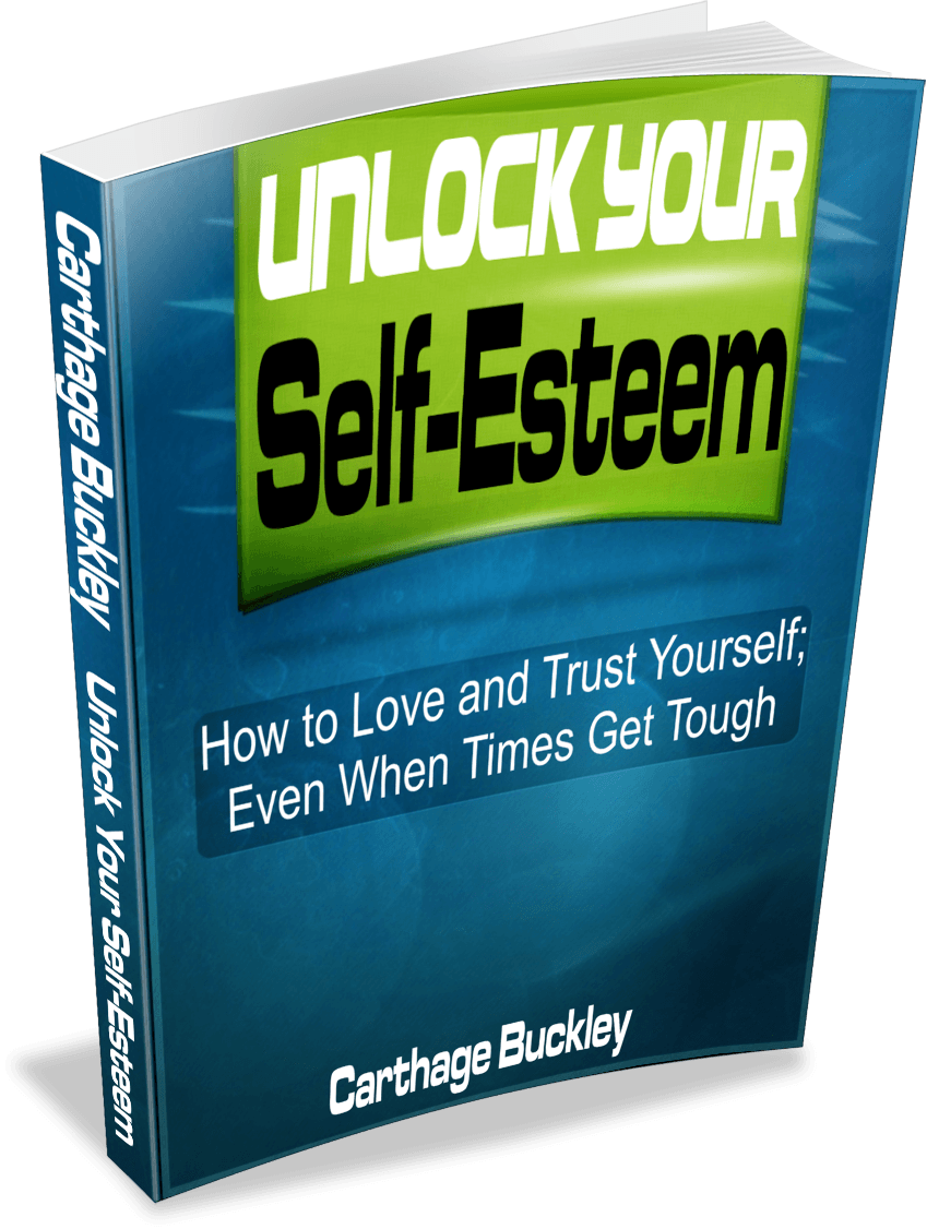 unlock your self esteem png