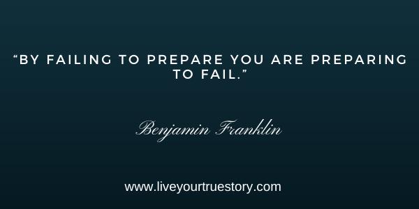 Deliver feedback Benjamin Franklin