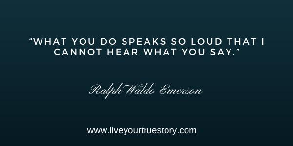 Deliver feedback Ralph Waldo Emerson (1)