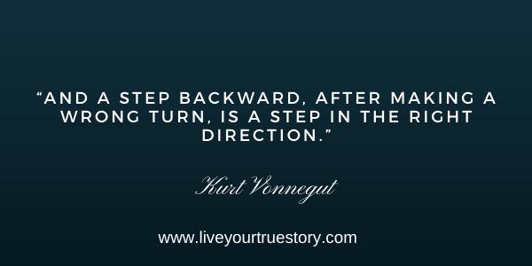 take responsibility Kurt Vonnegut quote