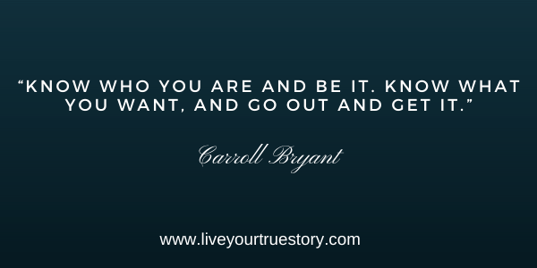 personal development Carroll Bryant