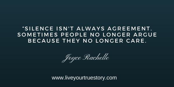 tips for dealing with passive aggressive behaviour joyce rachelle